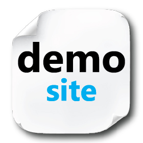 Try on online full featured demo site now!